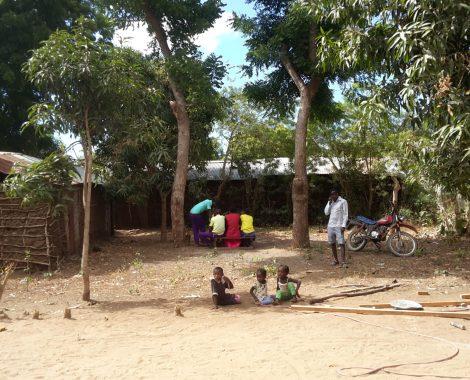 1 gennaio - terreno su cui costruire le 3 nuove aule