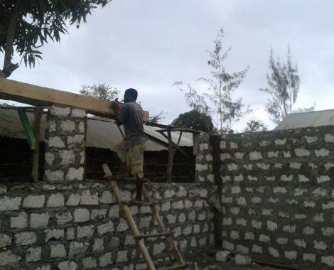 9 gennaio - avanzamento lavori